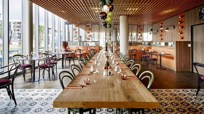 Restaurant - Golden Tulip Bordeaux, Bordeaux