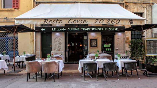 Terrasse - Le 20260, Marseille
