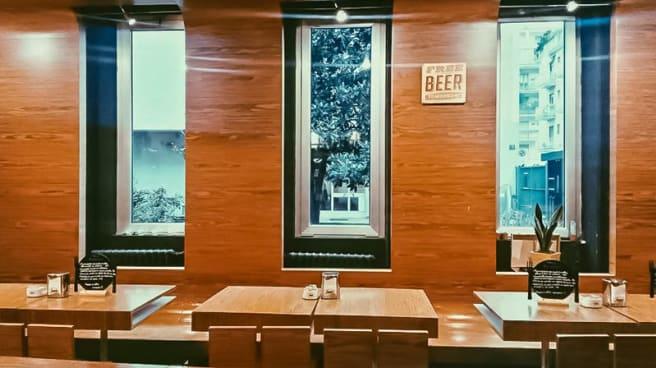Sala - Tres Caffe & Bistrot, Milano