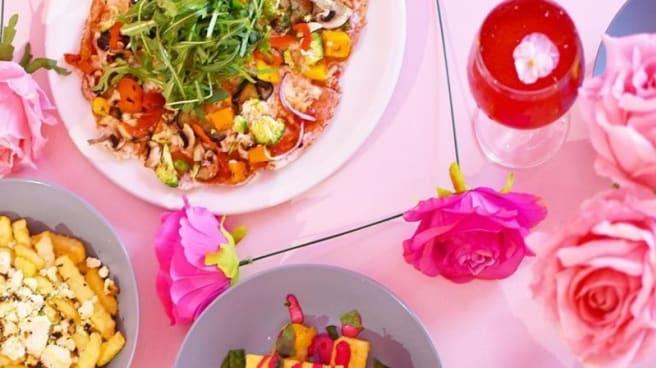 Pink. The Restaurant, Melbourne (VIC)