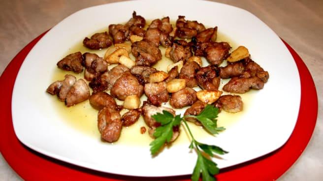 Sugerencia del chef - La Taquilla, Granada