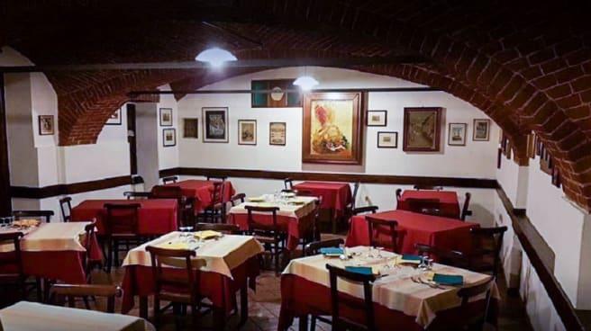 Vista sala - Trattoria Ca'veja