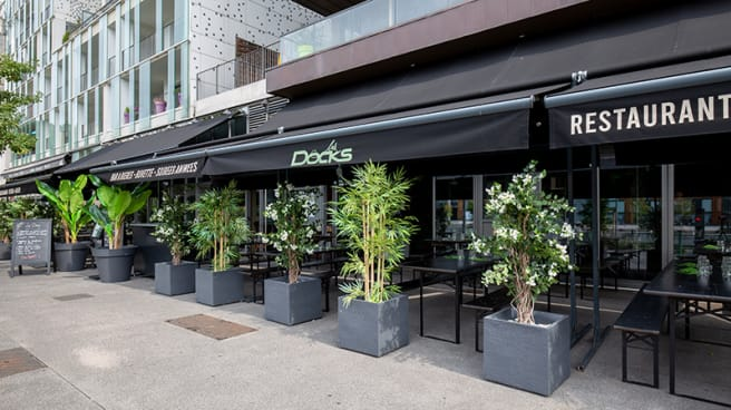 Devanture - Jungle Café, Lyon