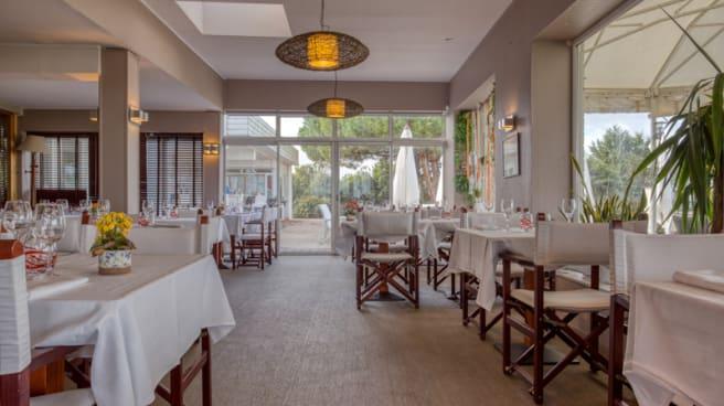 Salle du restaurant - Golf de la Rochelle - Marsilly