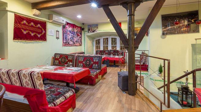 Sala do restaurante - Dervixe - Restaurante Turco, Lisboa