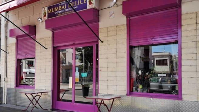 Devanture - Mumbai Delice, Lyon