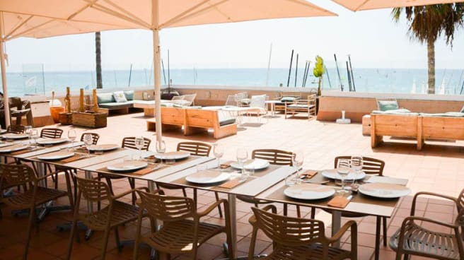 Terraza - Maritime beach club, Altafulla