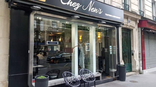 Devanture - Chez Nen's, Paris