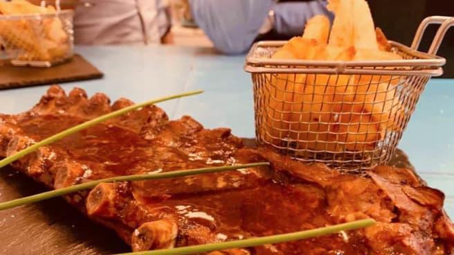 Sugerencia del chef - Barrica, La Linea De La Concepcion