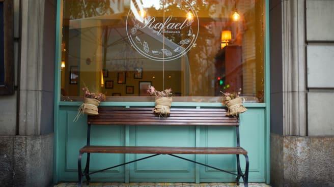 Fachada - Rafael Bar Restaurante, Barcelona