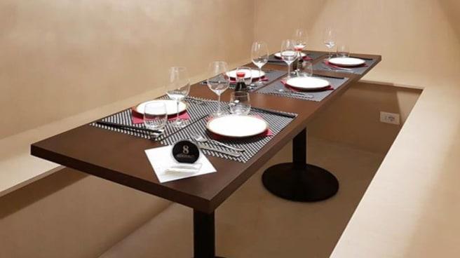 Vista sala - Sushi da Giulia, Pontedera