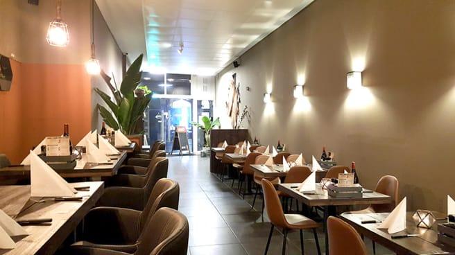 Het restaurant - Thoms Grillhuys, Kampen