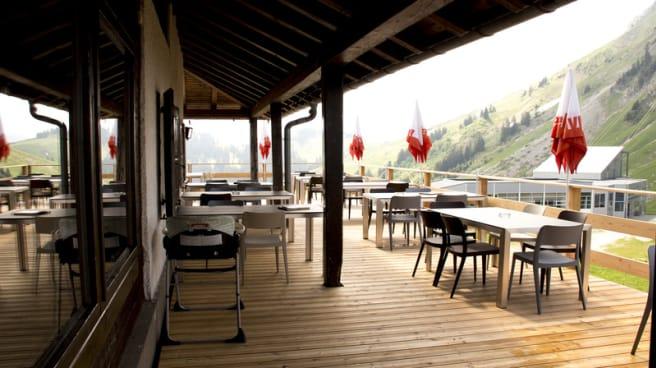 Restaurant - Plan-Francey
