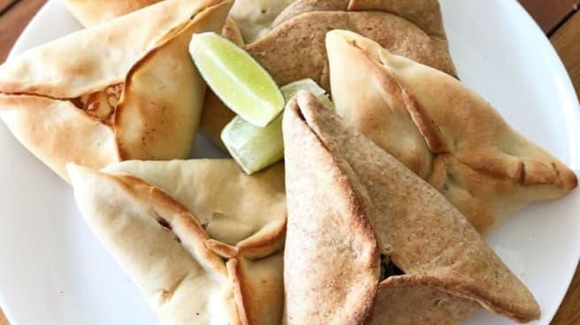 Especialidade do chef - Zaatar Culinária Árabe, São Paulo