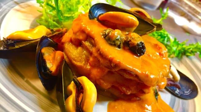 Suggerimento dello chef - Osteria al Mercato, Ladispoli