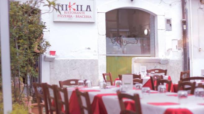 esterno - Nikila, Benevento