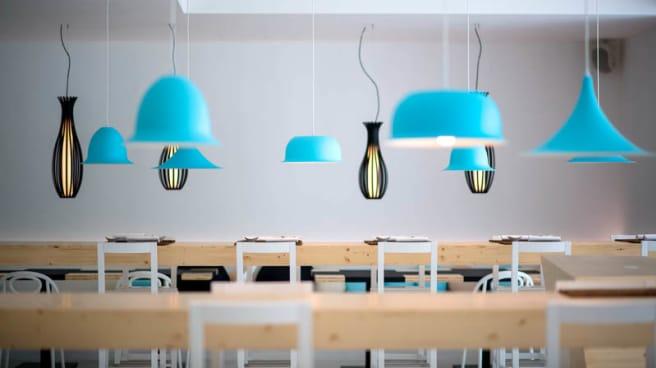 Vista sala - Whiteluna Restaurant&Lounge Bar