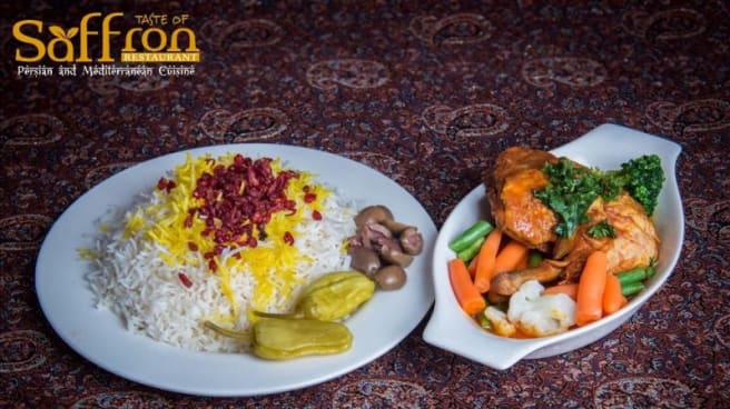 Taste of Saffron Restaurant, Greenslopes (QLD)