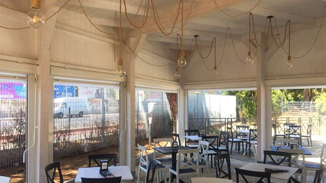 Sala Interna - HYDE PARK CAFE, Bari