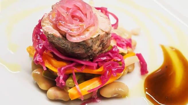 Tonno del chianti - Cucina Tascabile, Grosseto