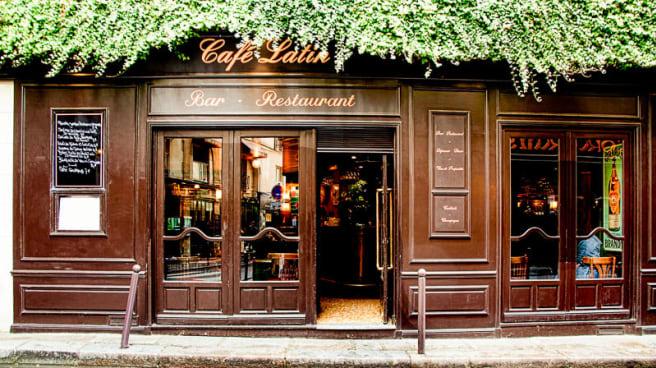 Facade - Café Latin, Paris