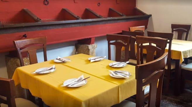 Vista mesas - Abaceria Museo Restaurante, Carmona