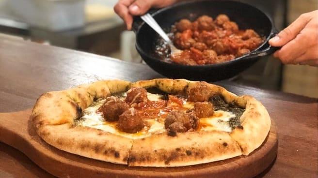 Sugestão do chef - Piazza 8 Pizzeria, Florianópolis