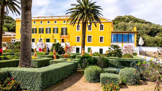 Fachada - Binissues, Ciutadella de Menorca