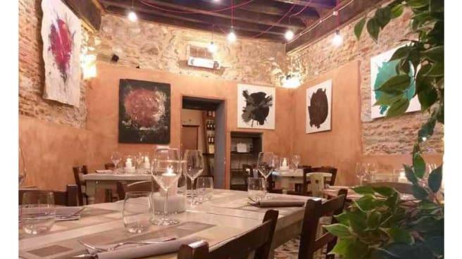 Sala - Taverna le Gradole