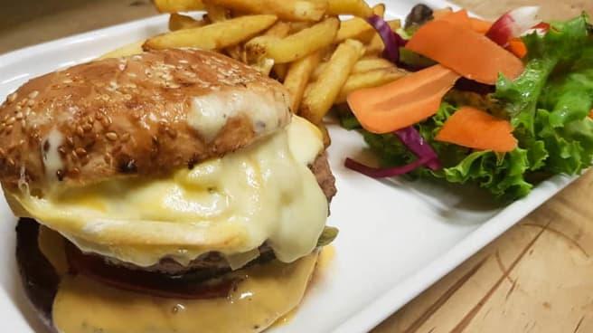 Burger maison - Amour de Pomme de Terre, Brest