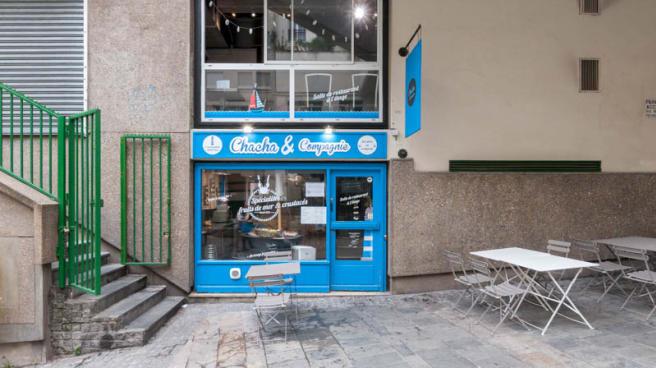 Entrée - ChaCha & Compagnie Rambuteau, Paris