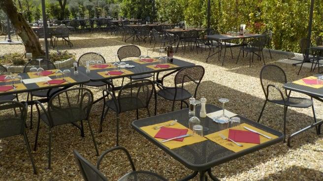 Pranzo in giardino - Agriturismo Montereggi, Fiesole
