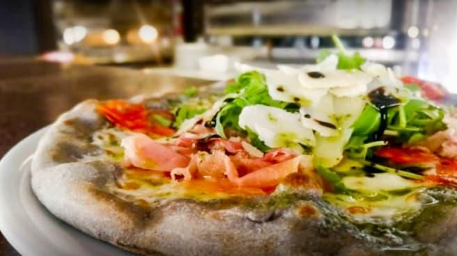 Suggestion Pizza - Au Comptoir à Pizza, Fontainebleau