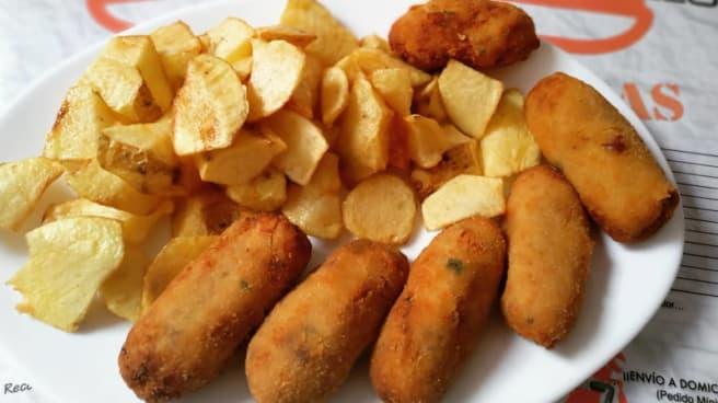 Sugerencia de plato - El Buen Rollo, Málaga
