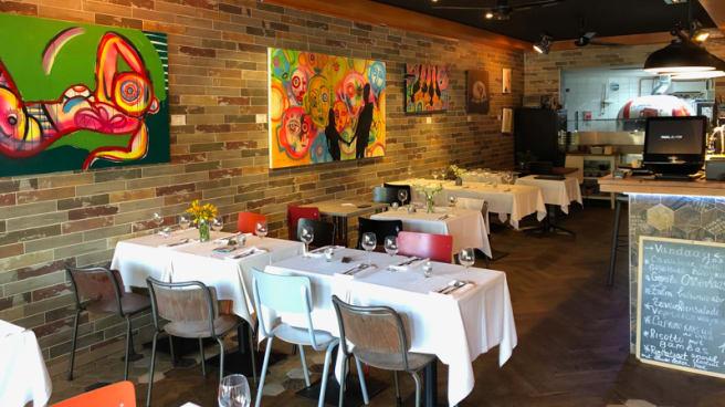 Restaurant - La Piccola Baracca, Amsterdam