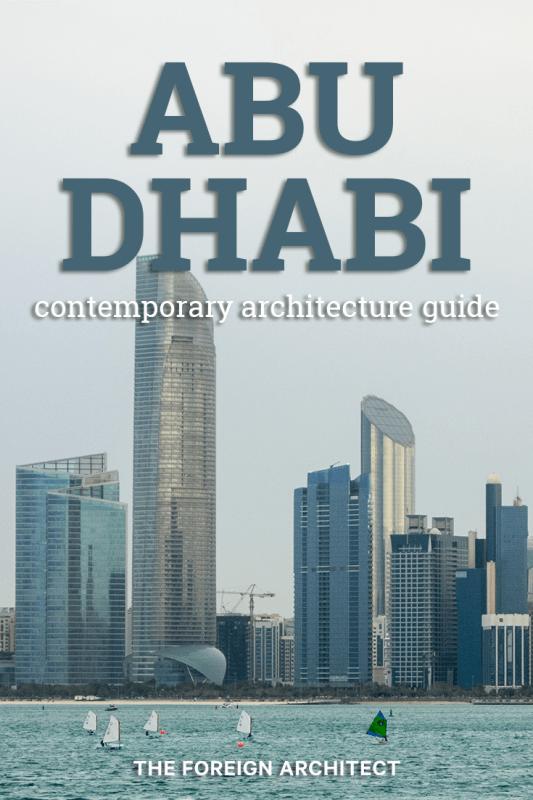 TFA Abu Dhabi Architecture Guide