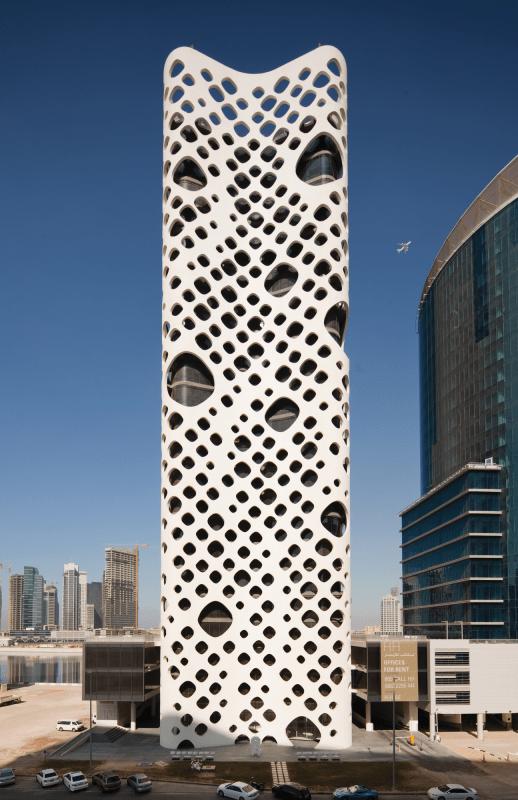 O-14 Building by Reiser + Umemoto