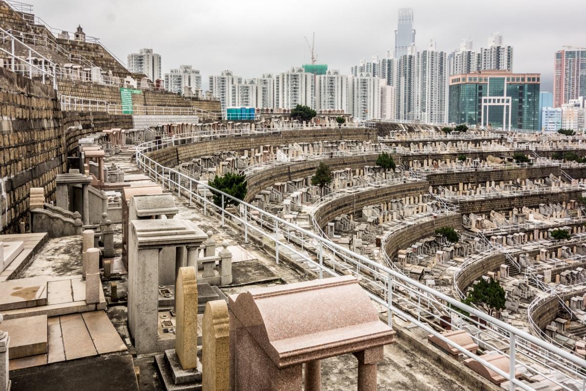 Tseun Wan Chinese Permanent Cemetery