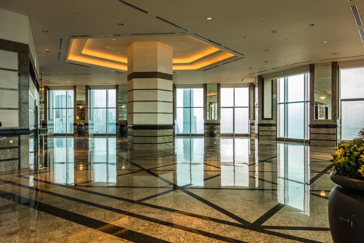 Central Plaza Sky Lobby