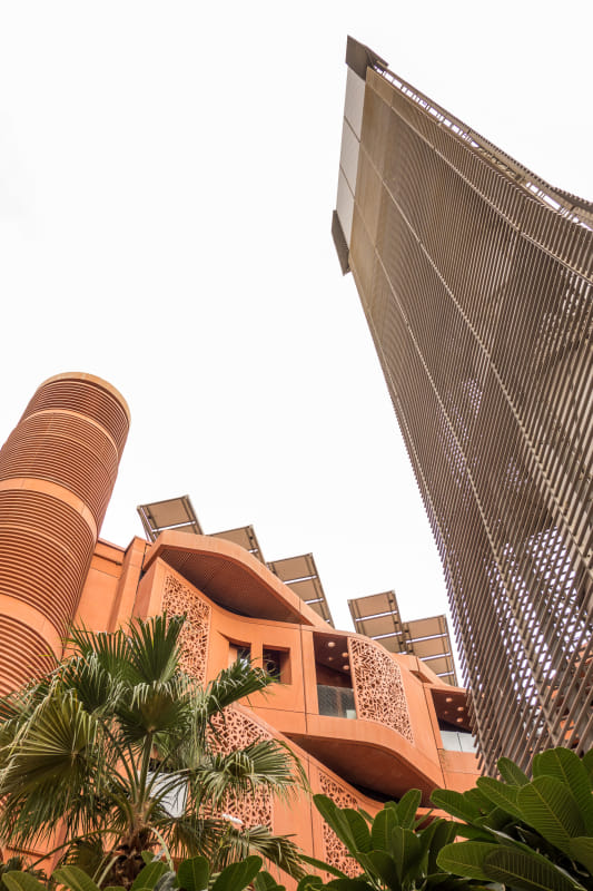 Masdar City / Foster+Partners