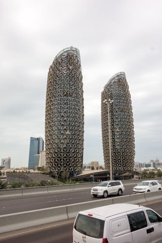 Al Bahr Towers / Aedas