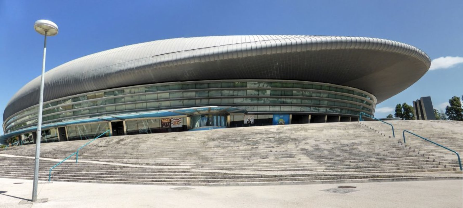 Utopian Pavilion / MEO Arena