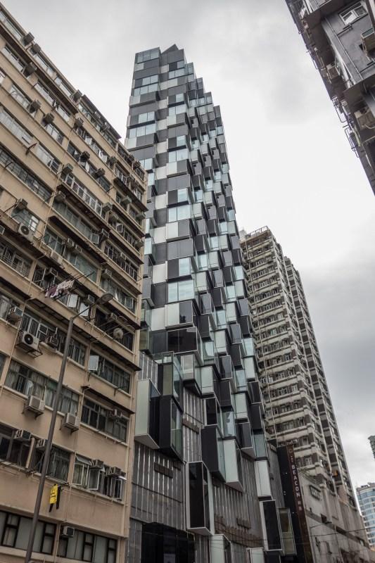 Mongkok Residences by Aedas