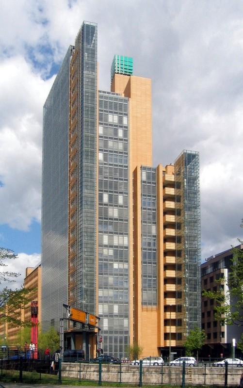 Debis Tower (Eichhornstrasse 3)