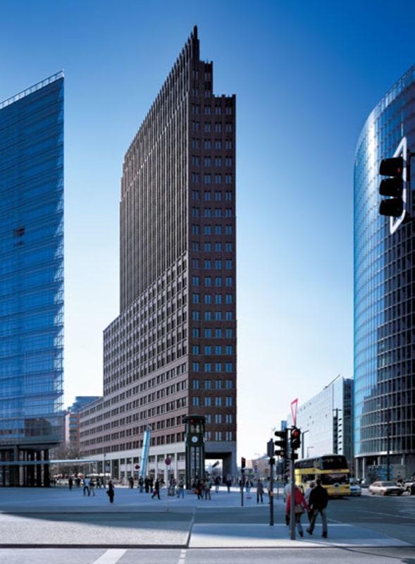 Kollhoff Tower -Hans Kollhoff