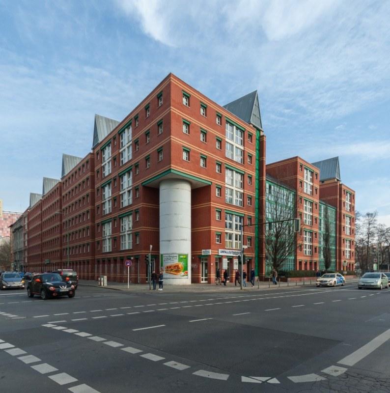 Apartments in Sudliche Friedirchstadt by Aldo Rossi