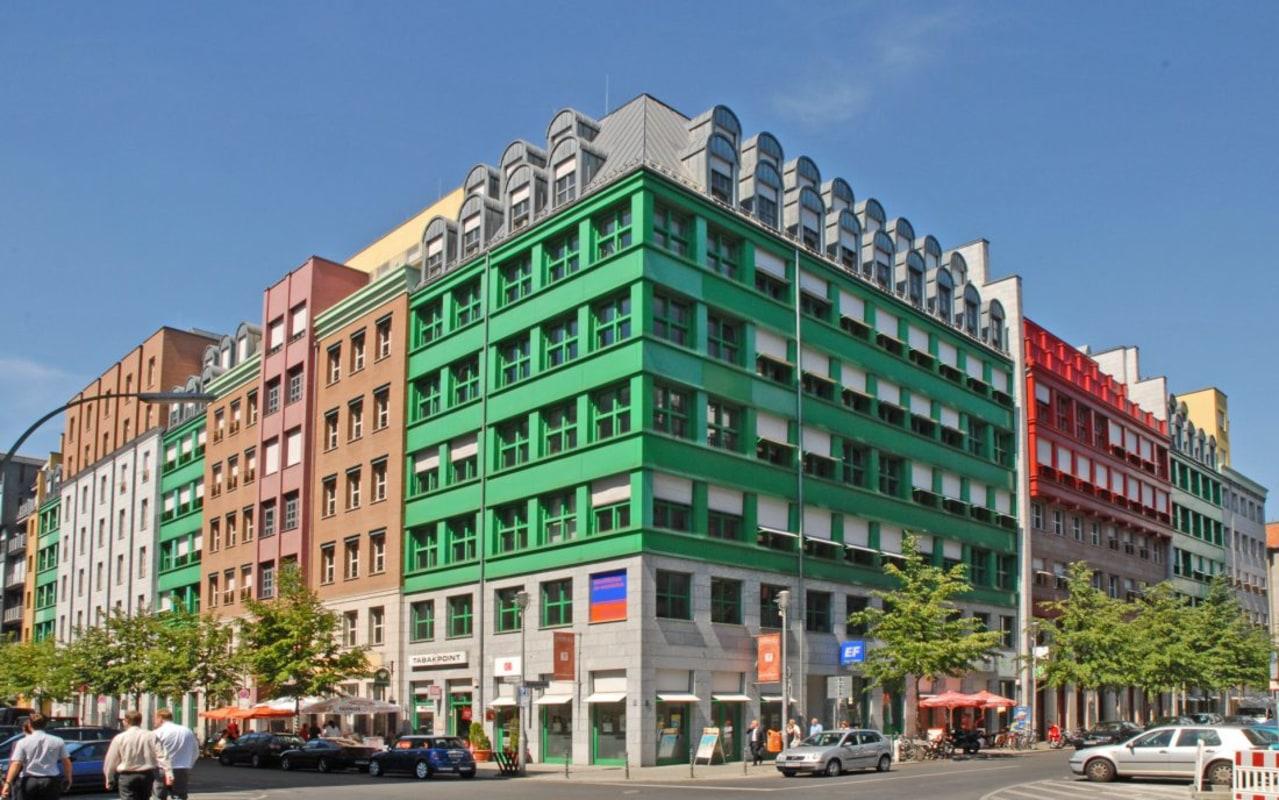 Quartier Schützenstrasse