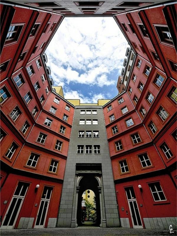 Quartier Schützenstraße / Aldo Rossi