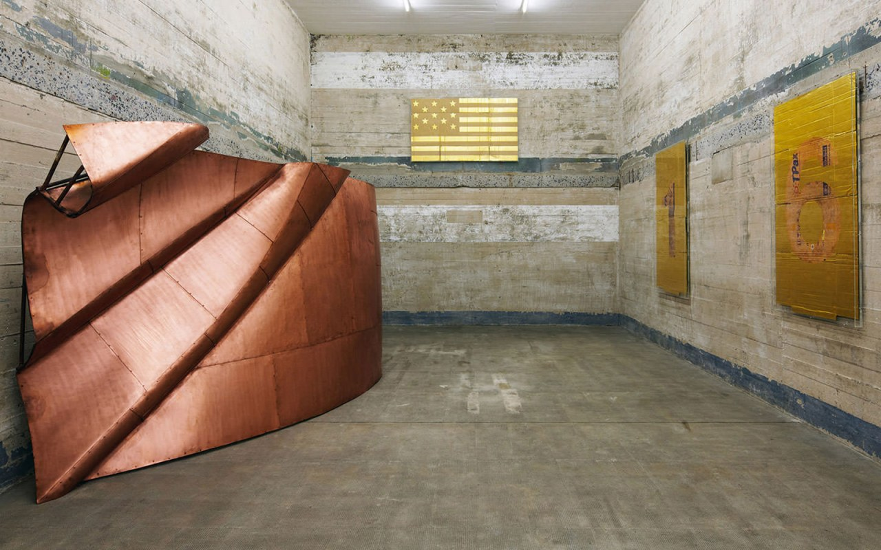 Room in the Boros Bunker