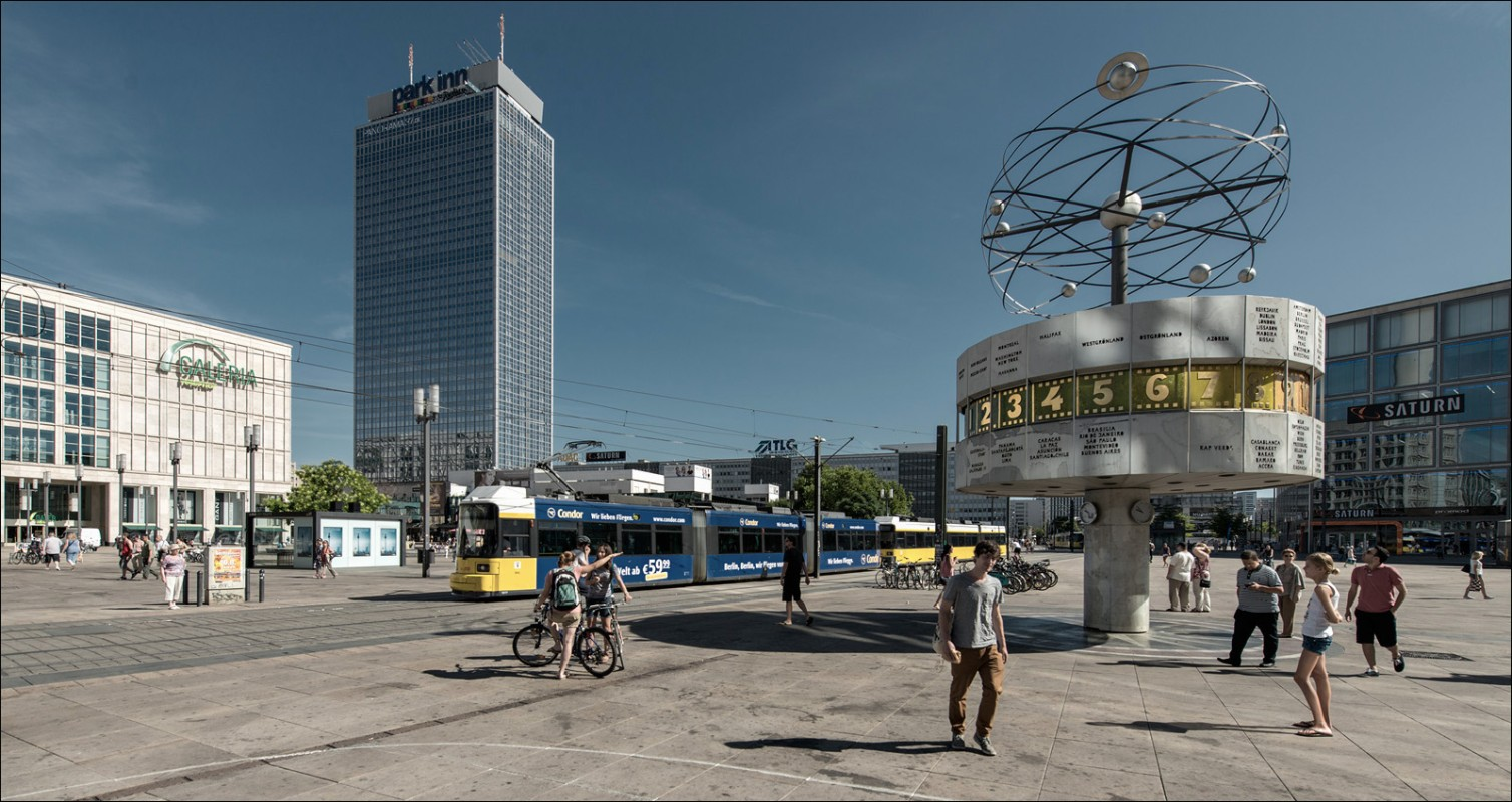 Alexanderplatz today